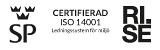 SP Certifierad